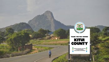 List Of Sub Counties In Kitui County