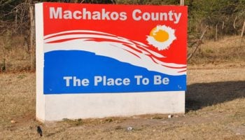 List Of Sub Counties In Machakos County