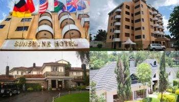 List Of Top 10 Best Hotels In Kericho County
