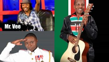 List Of Top Gospel Music Songwriters in Kenya