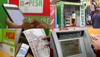 Safaricom Mpesa Withdrawal and Sending Charges 2020