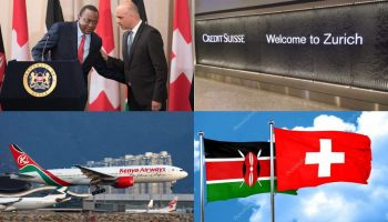 Switzerland Visa Requirements For Kenyan Citizens
