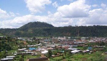 List Of All Wards In Meru County