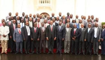 List Of All Pioneer Governors And Their Deputies In Kenya