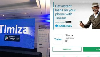 How To Apply and Repay Timiza Mobile App Loan in Kenya