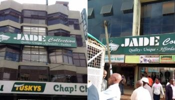 List Of Jade Collection Branches in Kenya