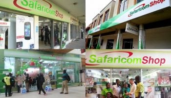 List Of Safaricom Customer Care Shops In Kenya