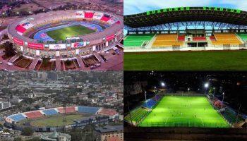 List Of Stadiums In Kenya