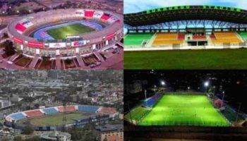 List Of Stadiums In Kenya
