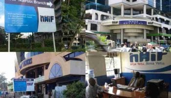 List of All NHIF Branches in Kenya