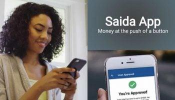 How To Apply And Repay Saida Loan In Kenya