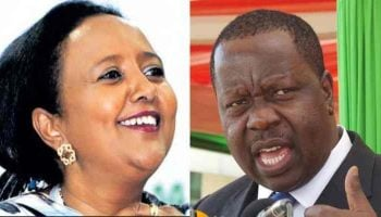 List Of Cabinet Secretaries In Kenya 2020