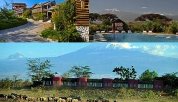 List Of Top 10 Best Hotels In Kajiado County