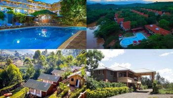 List Of Top 10 Best Hotels In Murang'a County