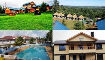 List Of Top 10 Best Hotels In Nandi County