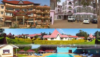 List Of Top 10 Best Hotels In Trans Nzoia County