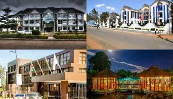 List Of Top 10 Best Hotels In Uasin Gishu County