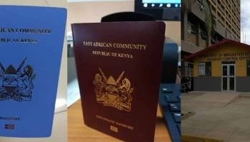 New Passport Fees in Kenya