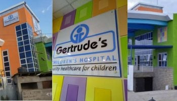 List Of Gertrude's Children Hospital Branches In Kenya