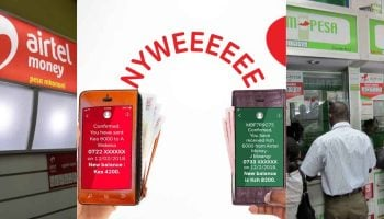 How To Send Money From Airtel Money To  Mpesa
