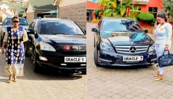 List Of Expensive Cars Owned By Rev Lucy Natasha In Photos