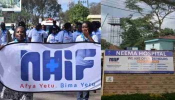 List Of NHIF Benefits