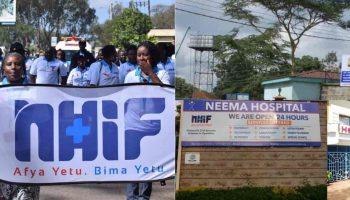 List Of NHIF Benefits