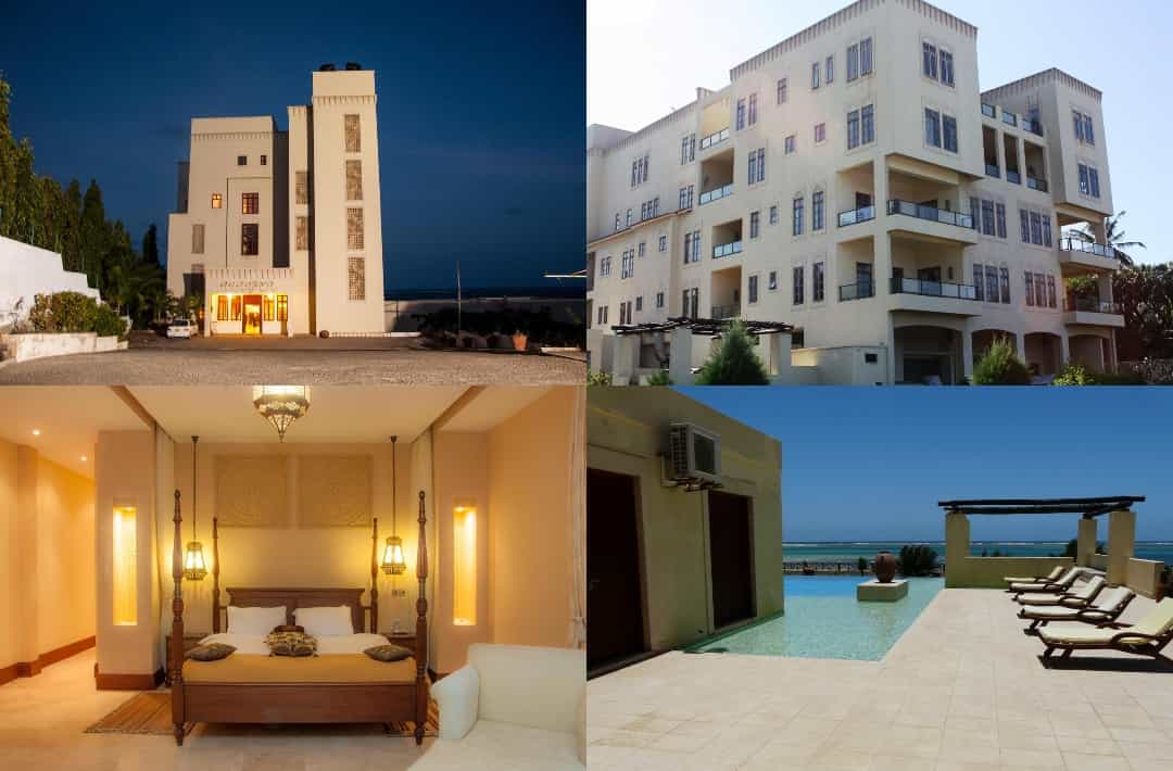 Hotels In Mombasa County