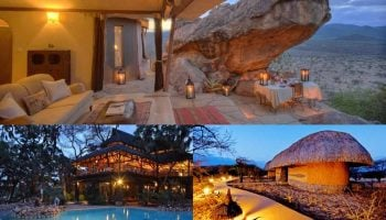 List Of Top 10 Best Hotels In Samburu County