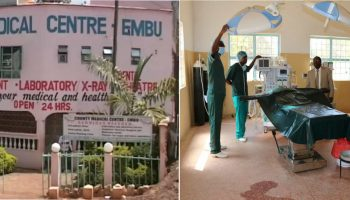 List Of Hospitals In Embu County Offering Free Maternity Services