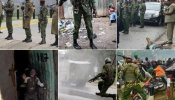 List Of People Mostly Killed By Police In Kenya