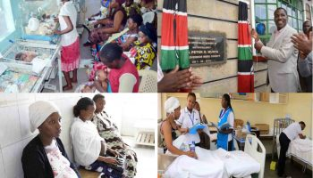 List Of Hospitals In Meru County Offering Free Maternity Services