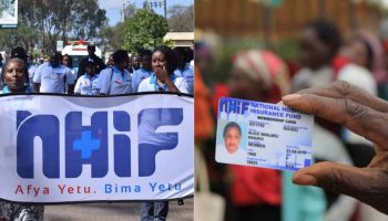 NHIF Rates For Employed Kenyans