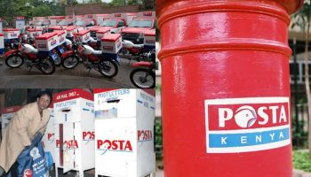 Kenya Postal Rates