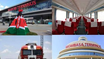 How To Book The SGR Train Online From Nairobi To Mombasa
