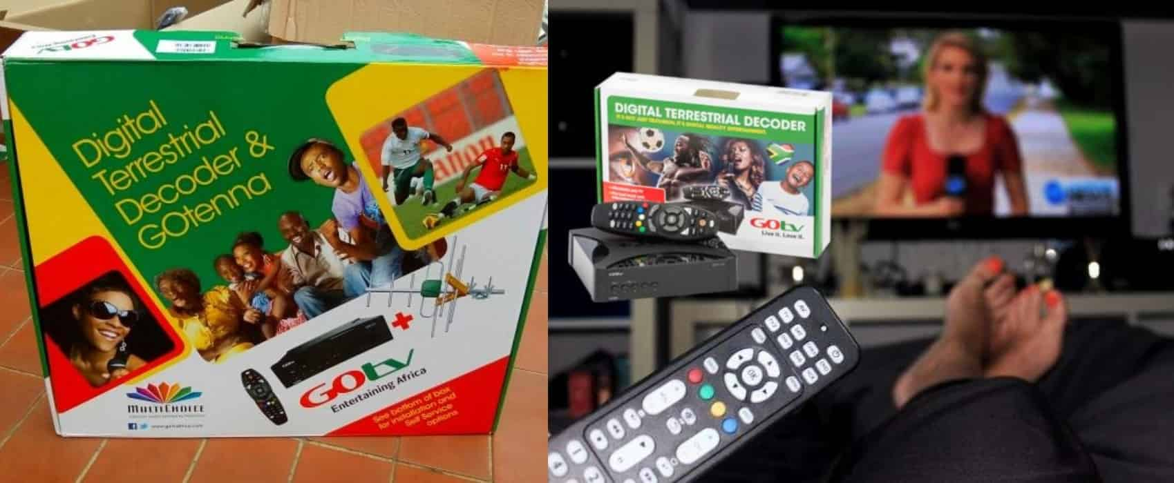 List Of GOtv Packages and Prices in Kenya 2019