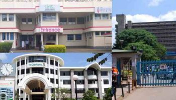 List of Maternity Charges for Hospitals in Nairobi