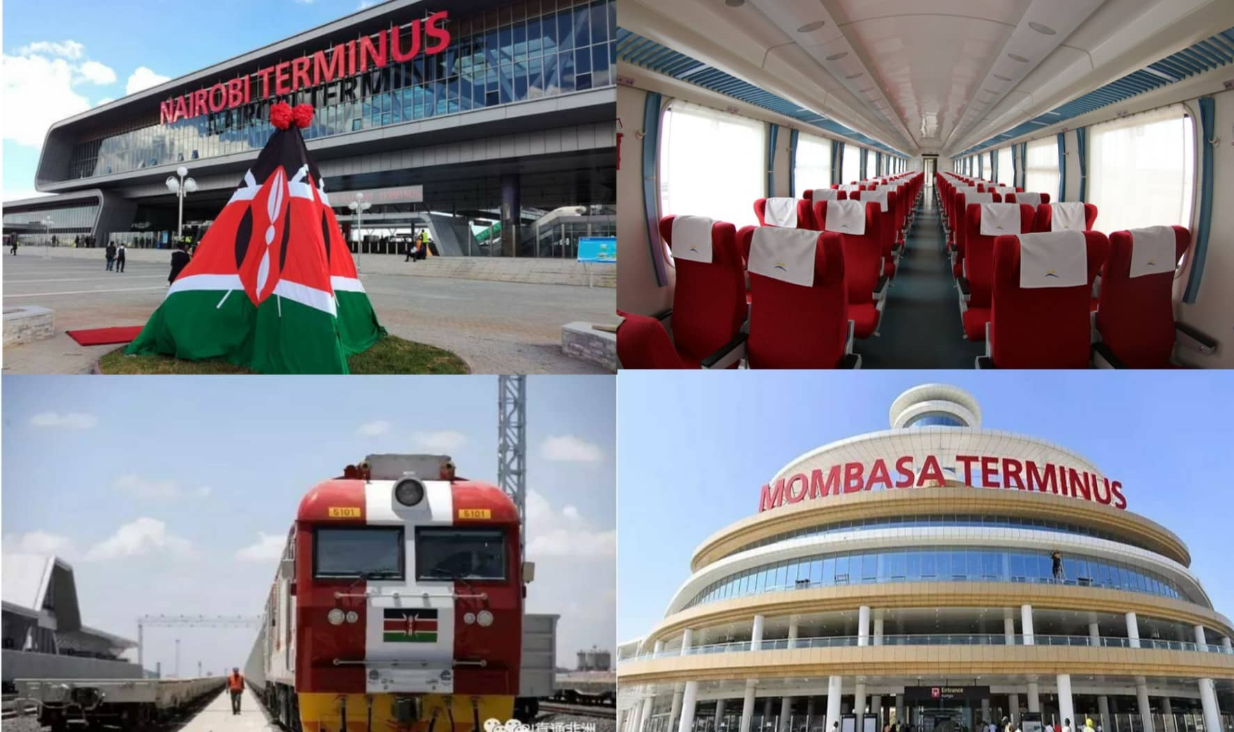 How To Book The SGR Train Online From Nairobi To Mombasa 2019