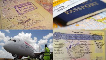 Requirements For a Transit Visa In Kenya