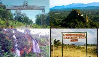 List Of 10 Best Places To Visit In Embu County