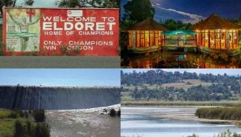 List Of  Best Places To Visit In Uasin Gishu County