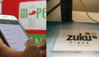 How To Pay For Zuku Fiber Via Mpesa in Kenya 2020
