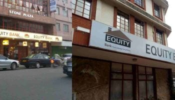 List Of All Equity Bank Branches and Codes In Kenya