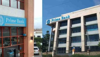 List Of All Prime Bank Branches In Kenya and codes