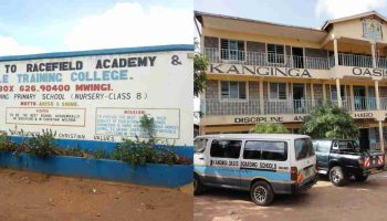 List Of Best Private Primary Schools In Kitui County