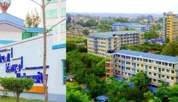 List Of Mount Kenya University Campuses