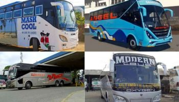 List of Luxury Buses Operating From Nairobi To Kampala