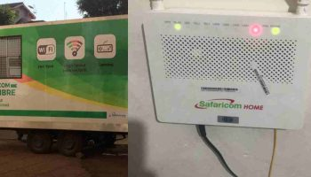 Safaricom Home Fibre Packages and Prices 2020
