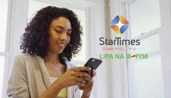 How To Pay Startimes Kenya Subscription Via Mpesa 2021