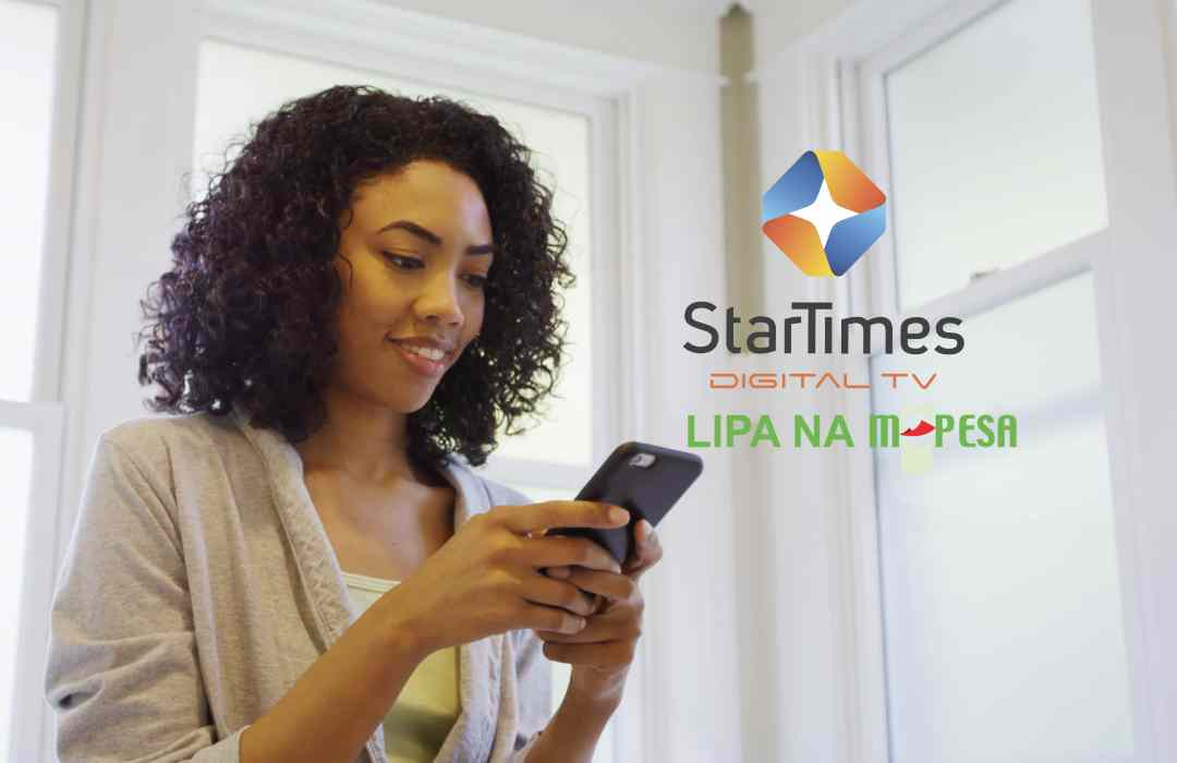 How To Pay Startimes Kenya Subscription Via Mpesa